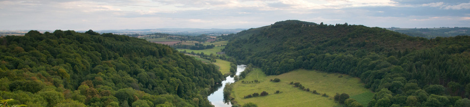 Wye Valley Herefordshire