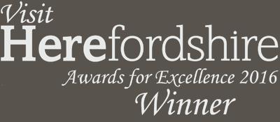 Visit Herefordshire Finalist