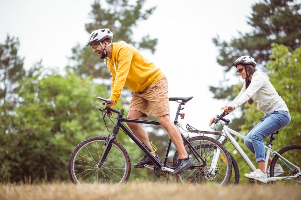 Guests frequently arrive with their bikes or hire them locally. Great local routes and local guides available