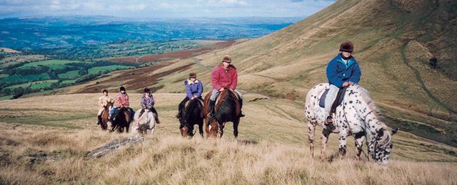 Grange Trekking Centre