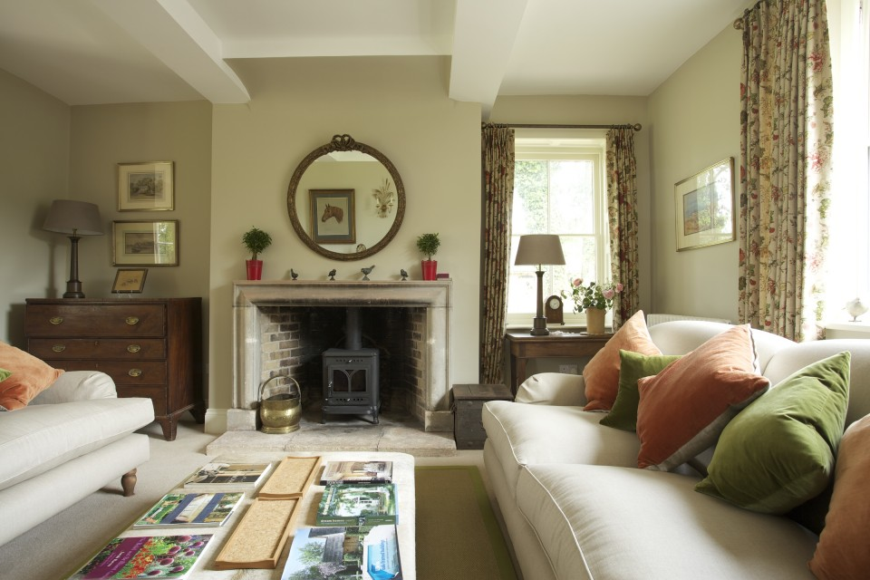 Monnington sitting room