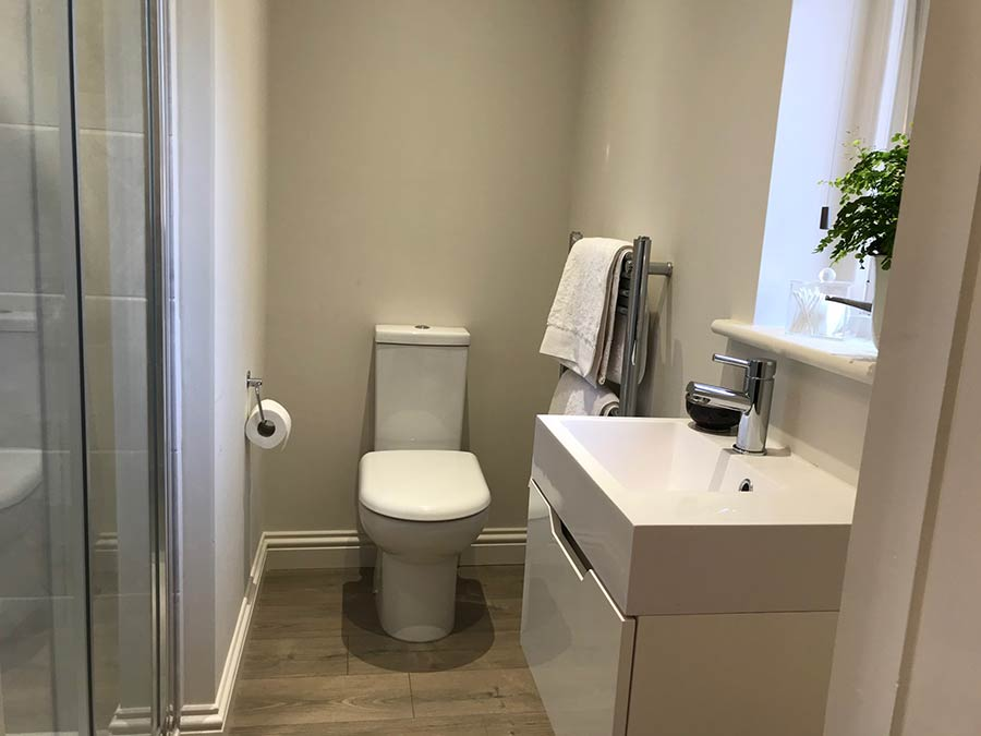 Cider Mill Bathroom