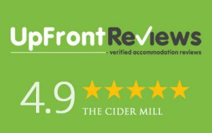 Upfront Reviews - The Cider Mill