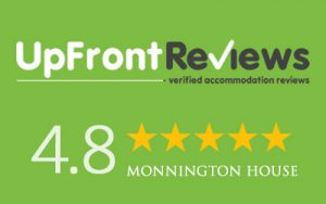 Upfront Reviews - Monnington House