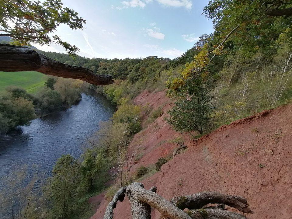 The Scar, River Wye